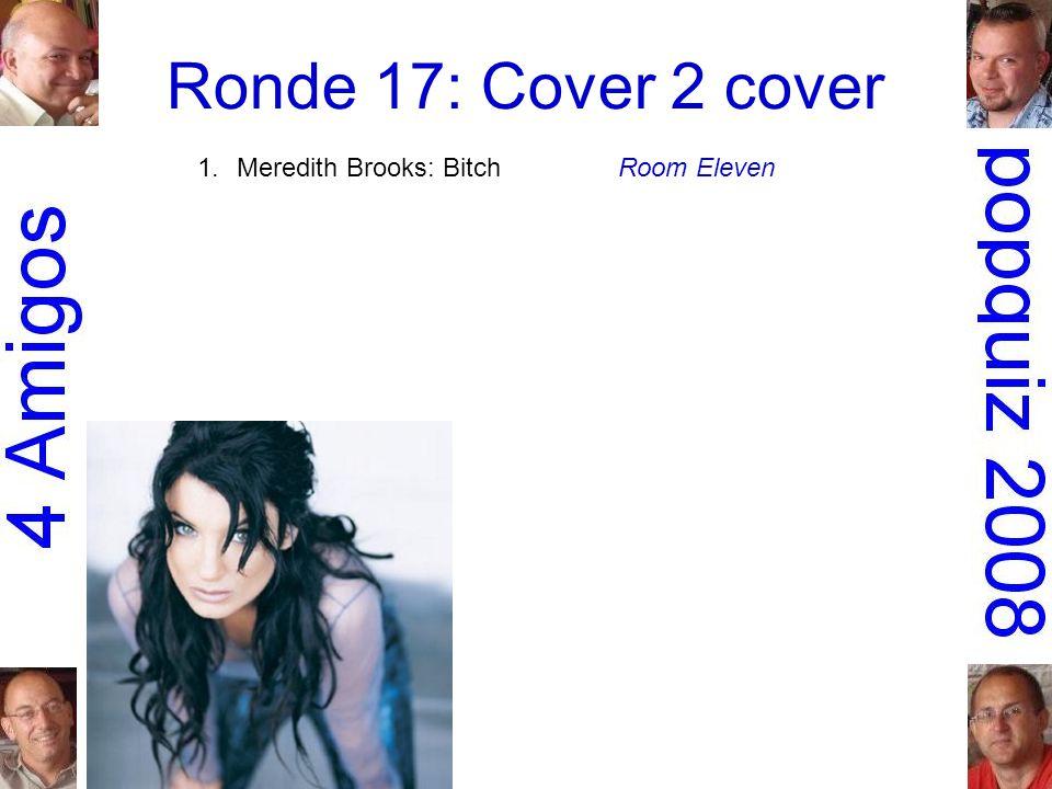 1.Meredith Brooks: BitchRoom Eleven