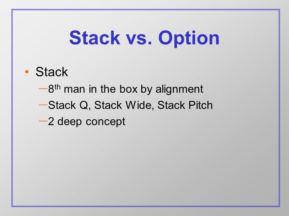 Stack vs.