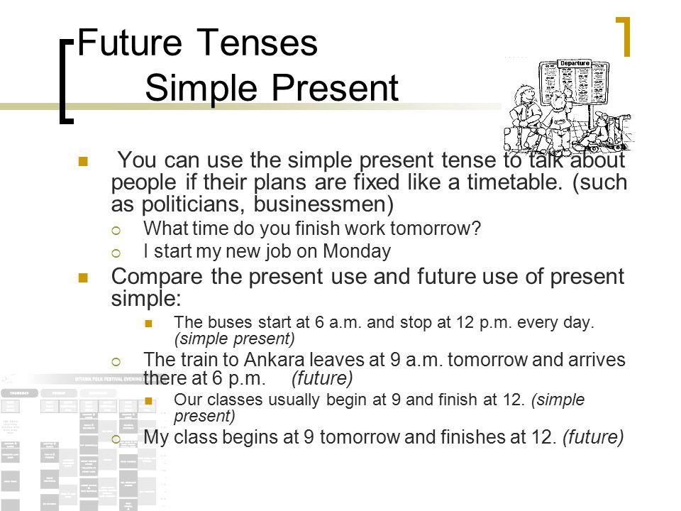 Future Tenses Will Future Exercise on Future I Simple (will) Write negative sentences in will future.