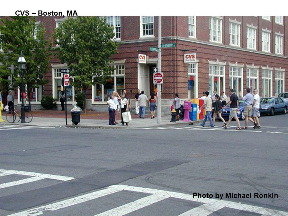 CVS – Boston, MA Photo by Michael Ronkin
