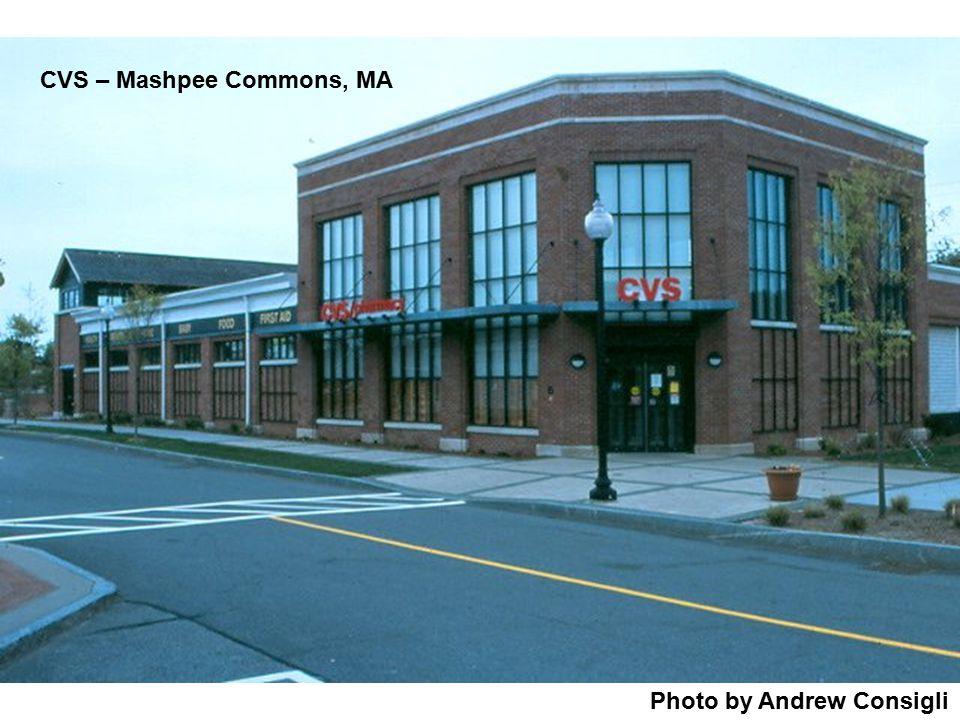 CVS – Mashpee Commons, MA Photo by Andrew Consigli