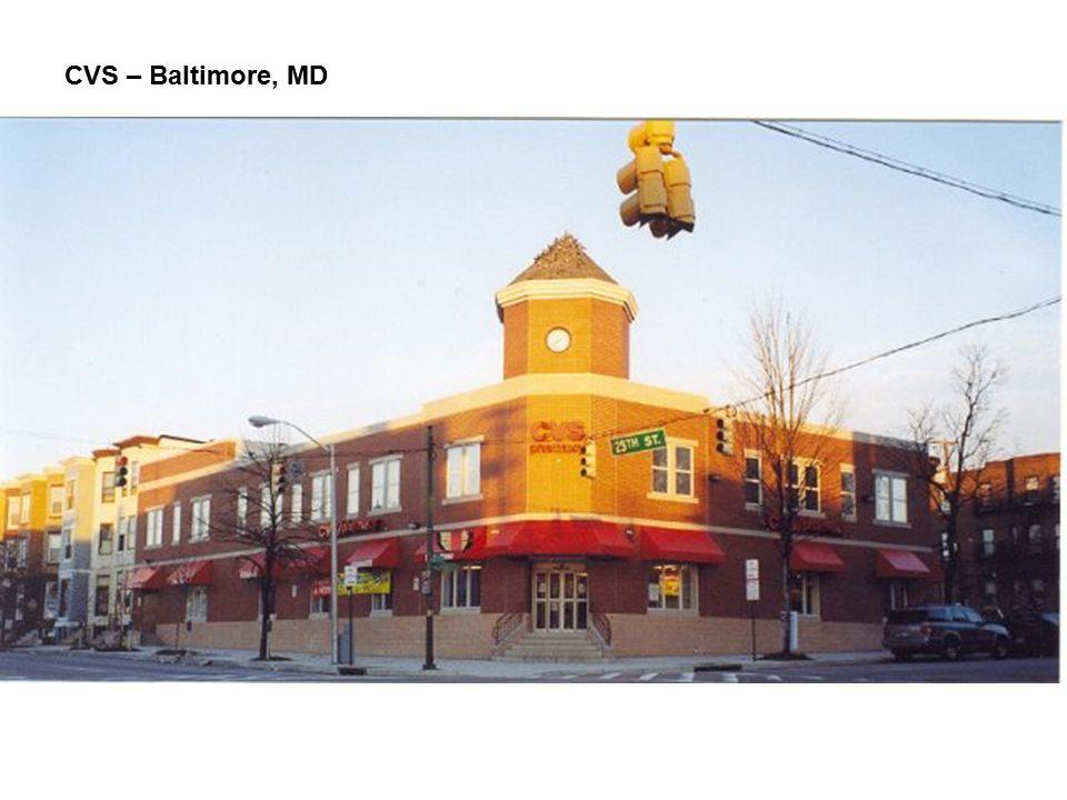 CVS – Baltimore, MD