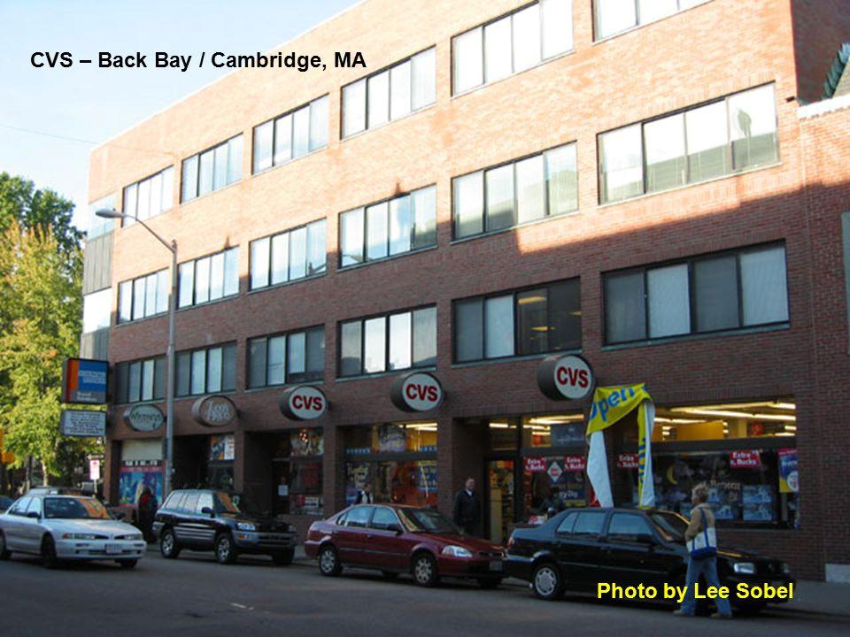 CVS – Back Bay / Cambridge, MA