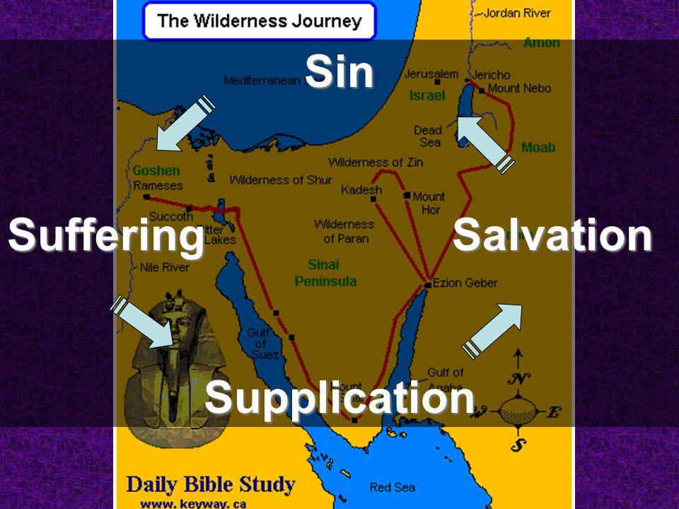 Sin Suffering Salvation Supplication