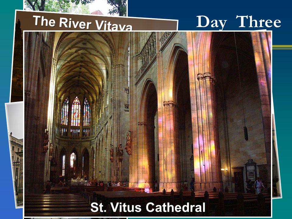 Josefo v (Jewish Quarter) Day Three The River Vitava (Charles Bridge) Prague Castle Golden Lane St.