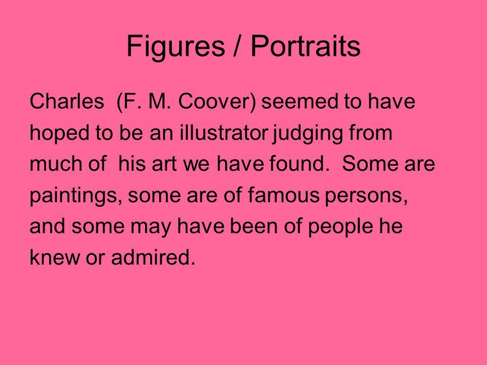 Figures / Portraits Charles (F. M.