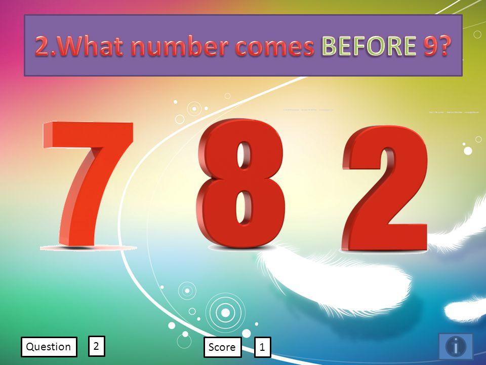 Question 2 Score1