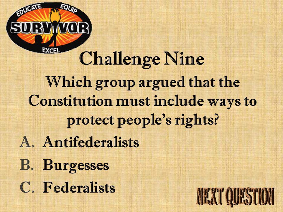 Answer Nine 3/5ths