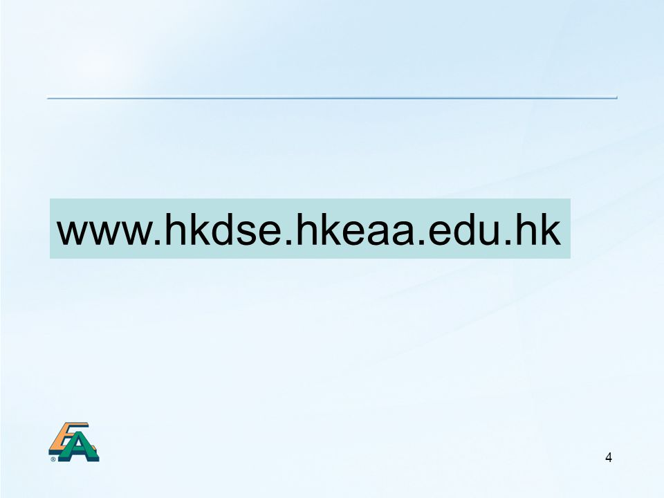 www.hkdse.hkeaa.edu.hk 4