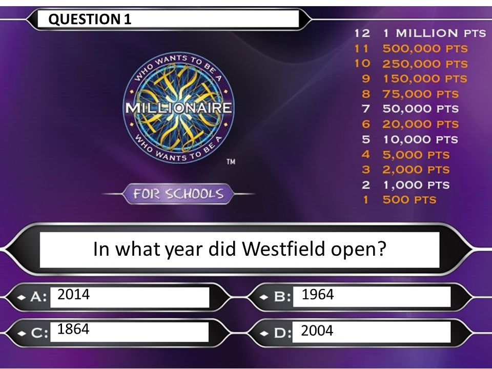 Westfield School Special