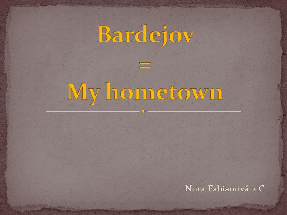 Nora Fabianová 2.C