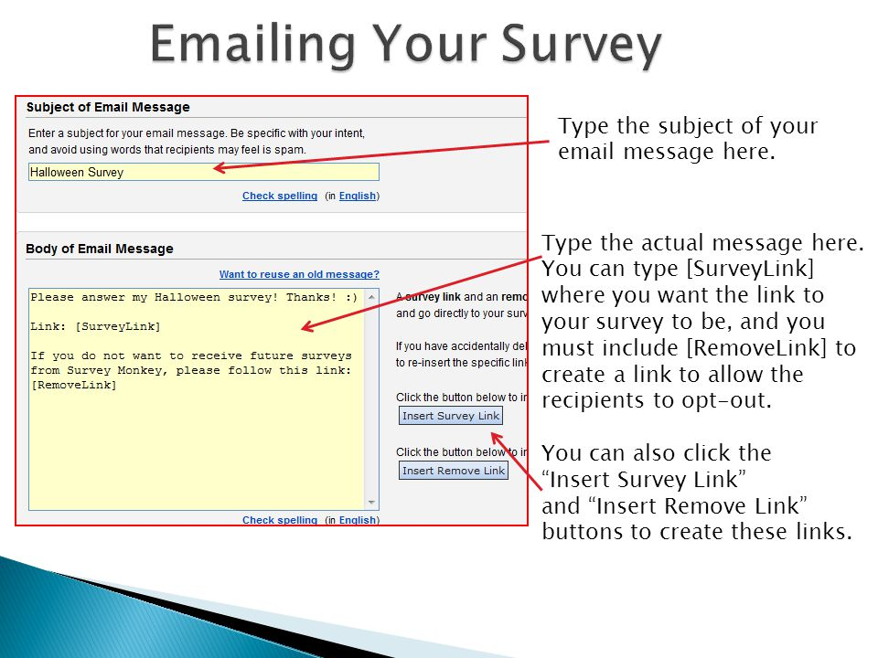 Type the subject of your email message here.Type the actual message here.