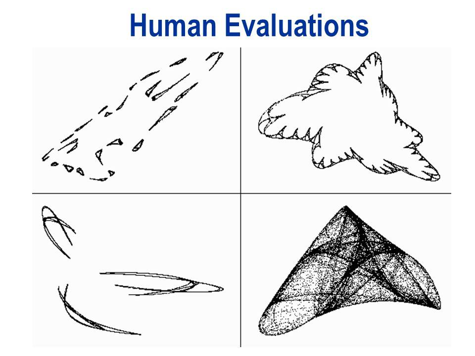Human Evaluations