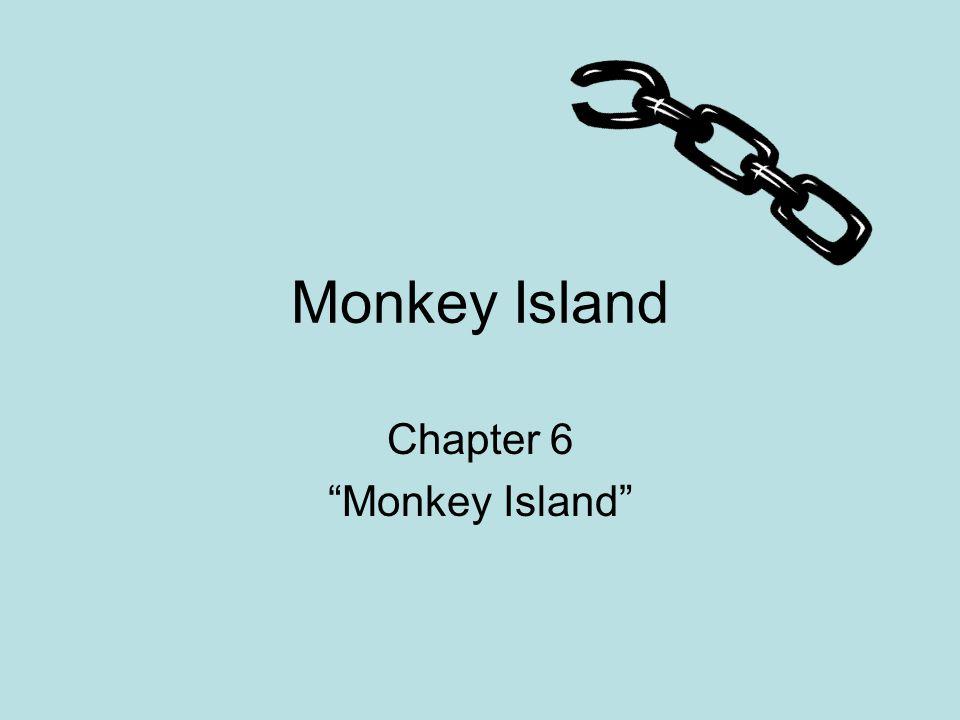Monkey Island Chapter 6 Monkey Island