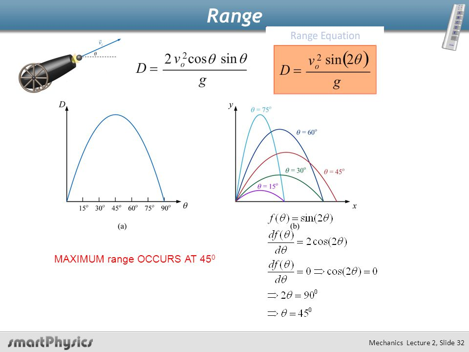 Range Mechanics Lecture 2, Slide 31
