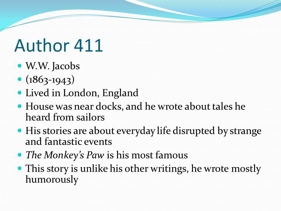 Author 411 W.W.