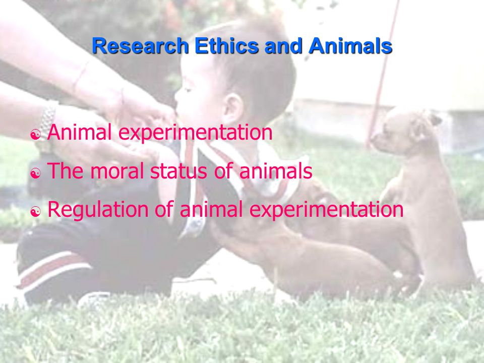 Limitations of animal experimentation Effect on animals does not always accurately predict the effects on humans (a) Species differences.