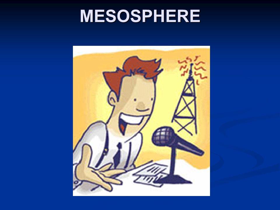 MESOSPHERE