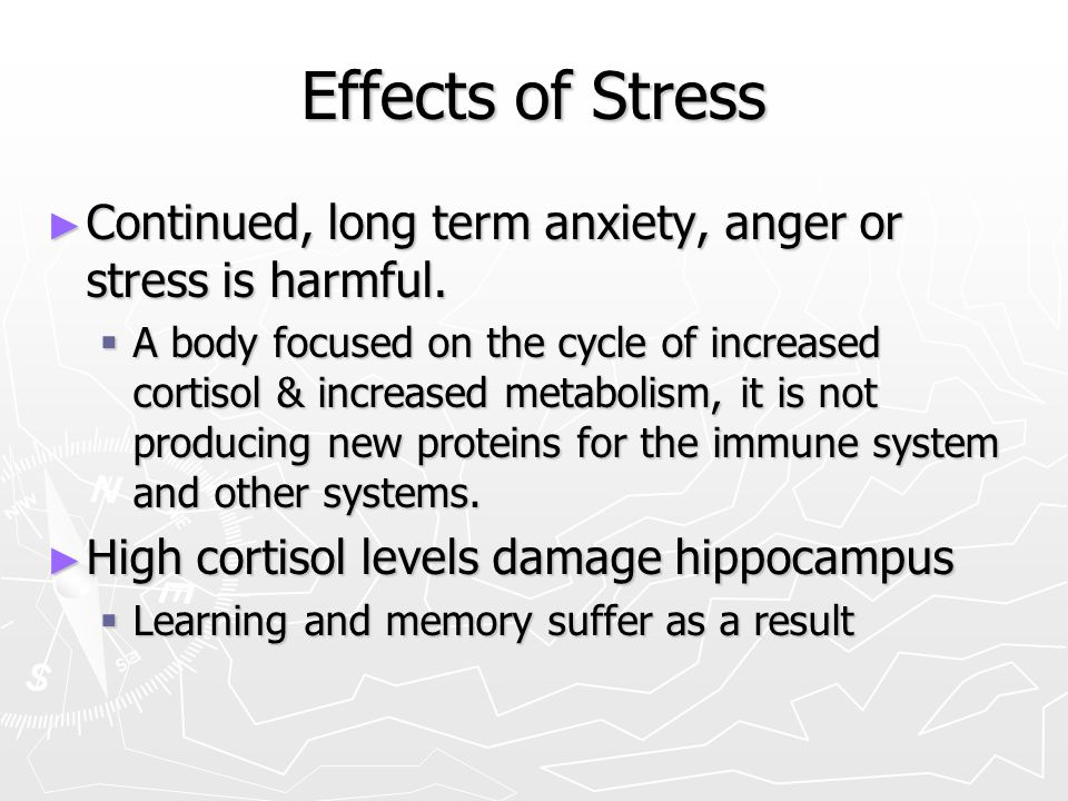 Effects of Stress on Immune System ► Psychoneuroimmunology:  The study of the relationship between the nervous system and immune systems.