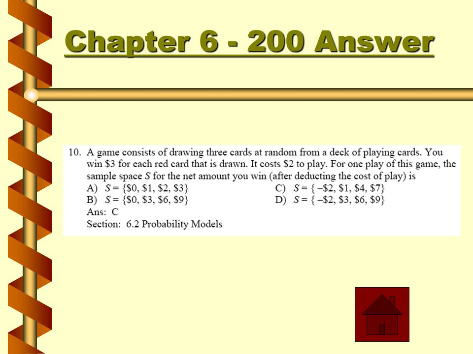 Chapter 6 - 100 Answer Chapter 6 - 100 Answer