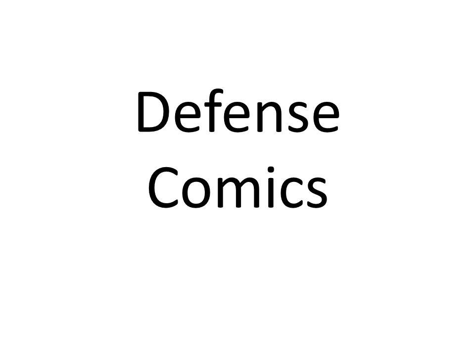 Defense Comics