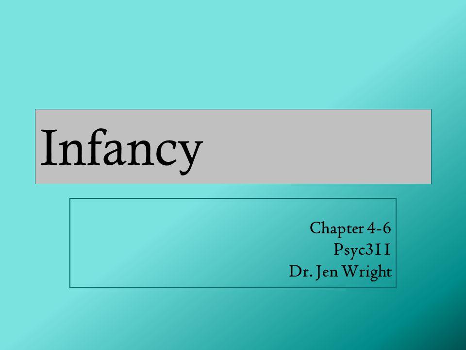 Infancy Chapter 4-6 Psyc311 Dr. Jen Wright