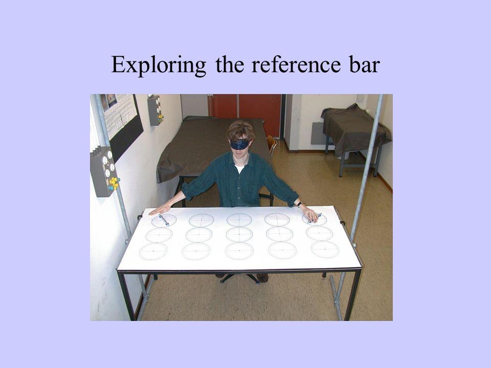 Hoe werkt dit voor de haptische waarneming. Zuidhoek, S., Kappers, A.M.L., van der Lubbe, R.H.J.