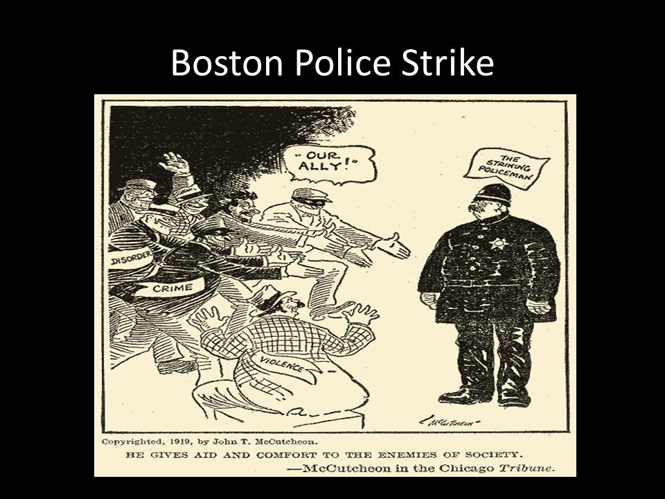 WW1 Effects at Home Fear of Immigrants and Communism led to the 1 st Red Scare-over 4,000 arrested, over 500 deported.