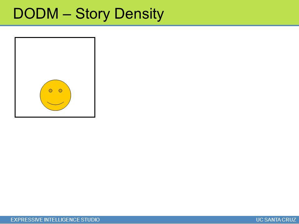 EXPRESSIVE INTELLIGENCE STUDIOUC SANTA CRUZ DODM – Story Density