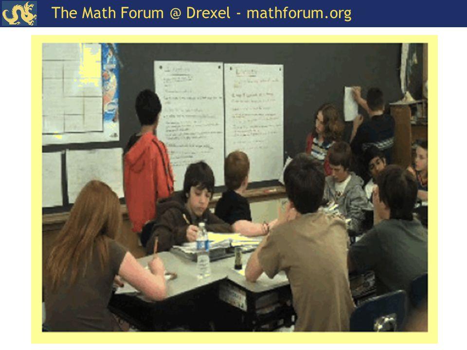 The Math Forum @ Drexel - mathforum.org