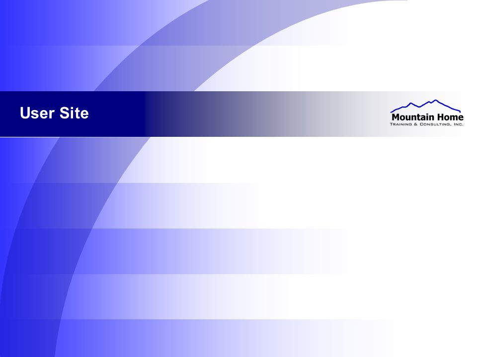 User Site