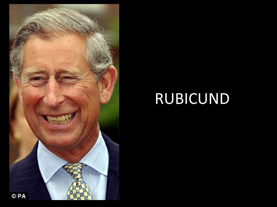 RUBICUND
