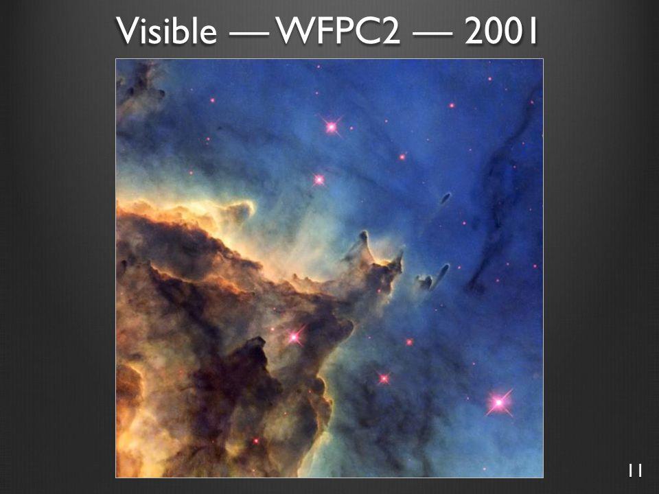 Visible — WFPC2 — 2001 11