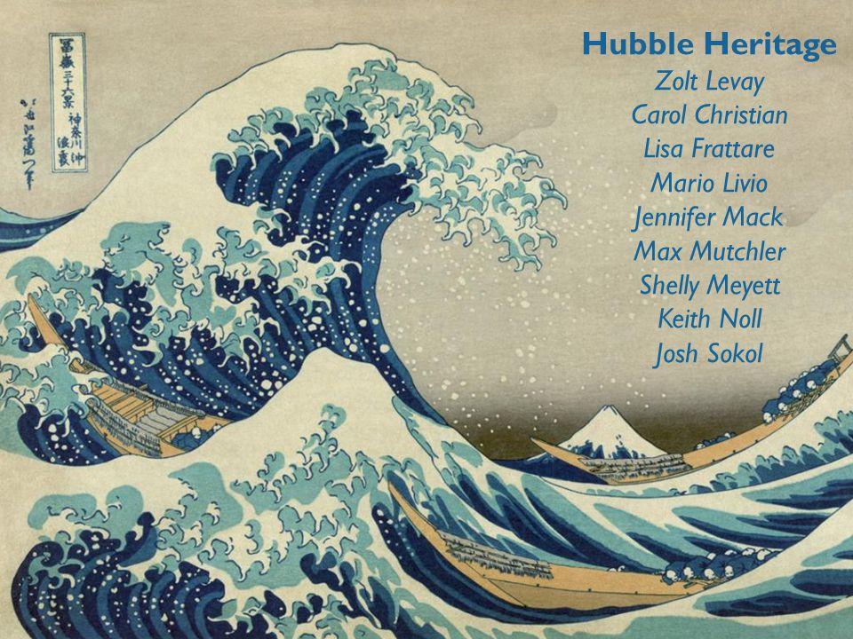 31 Hubble Heritage Zolt Levay Carol Christian Lisa Frattare Mario Livio Jennifer Mack Max Mutchler Shelly Meyett Keith Noll Josh Sokol
