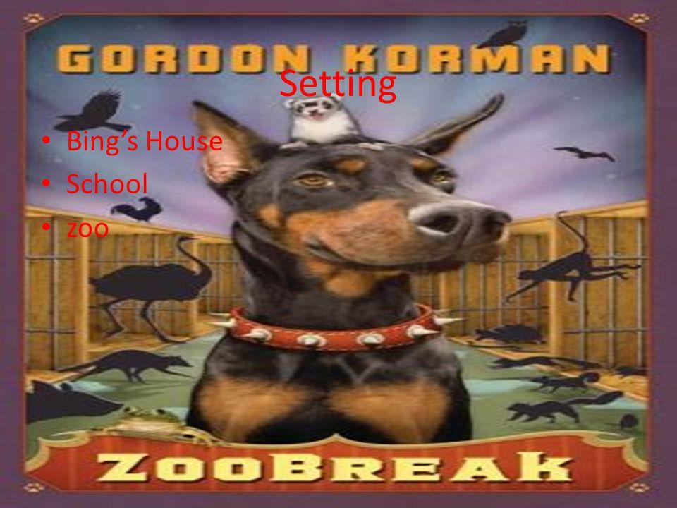 Zoobreak – The Plot An animal is stolen by a bad zookeeper.