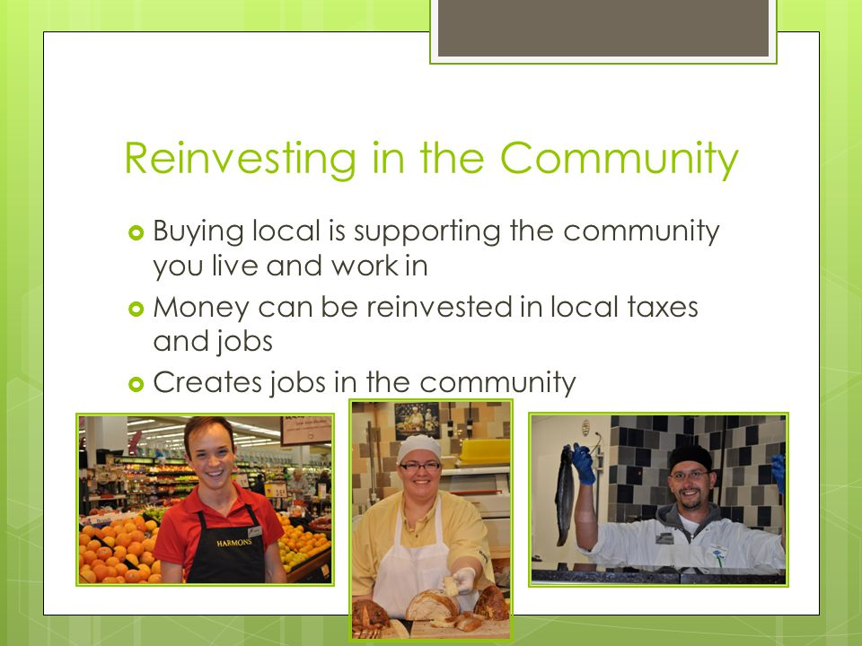 Supporting Local  Means doing business with more than 700 Utah companies representing $246 million in direct local support.
