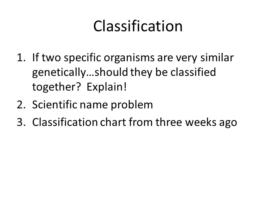 Classification In what kingdom does this organism belong to? Prove It!