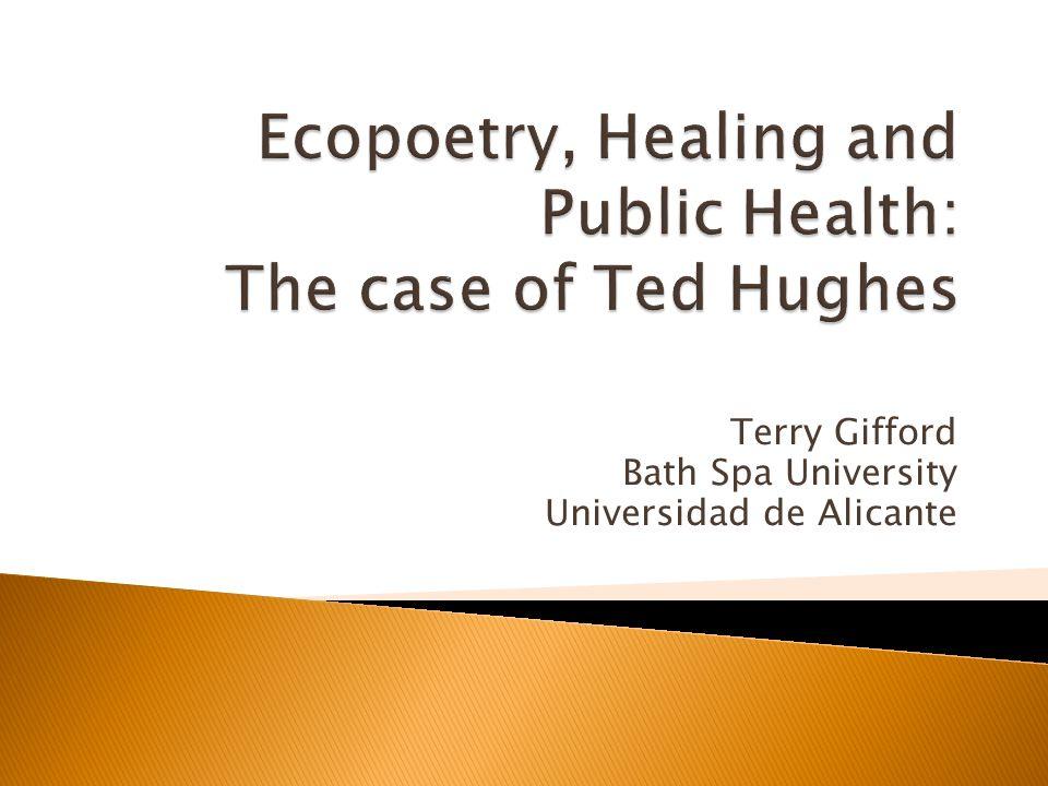 Terry Gifford Bath Spa University Universidad de Alicante