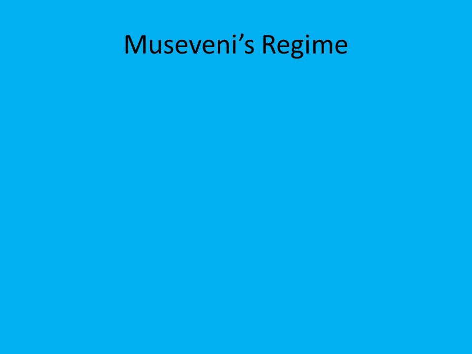 Museveni's Regime