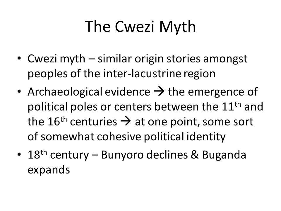 National Politics & Buganda Separatism