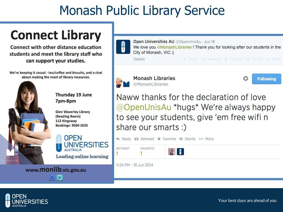 Monash Public Library Service