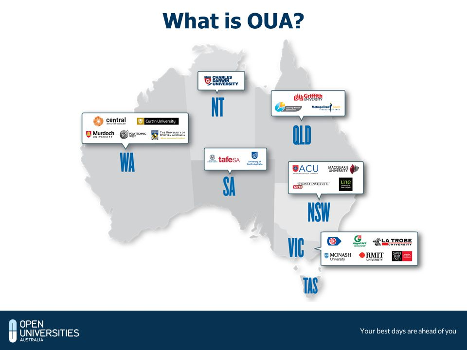 Who are OUA students?