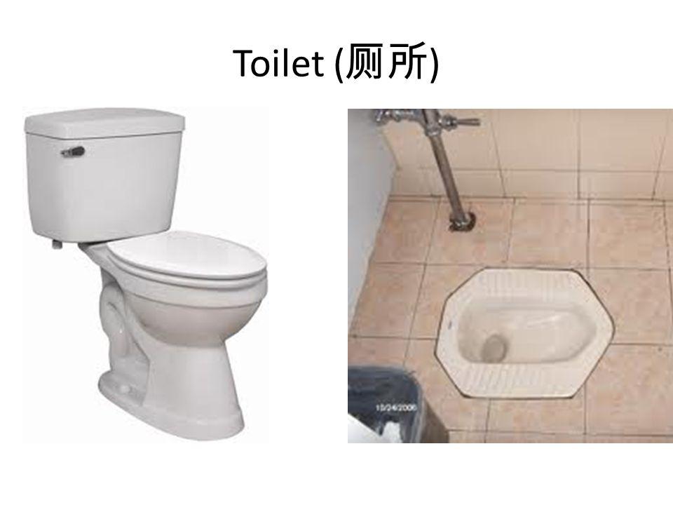 Toilet ( 厕所 )