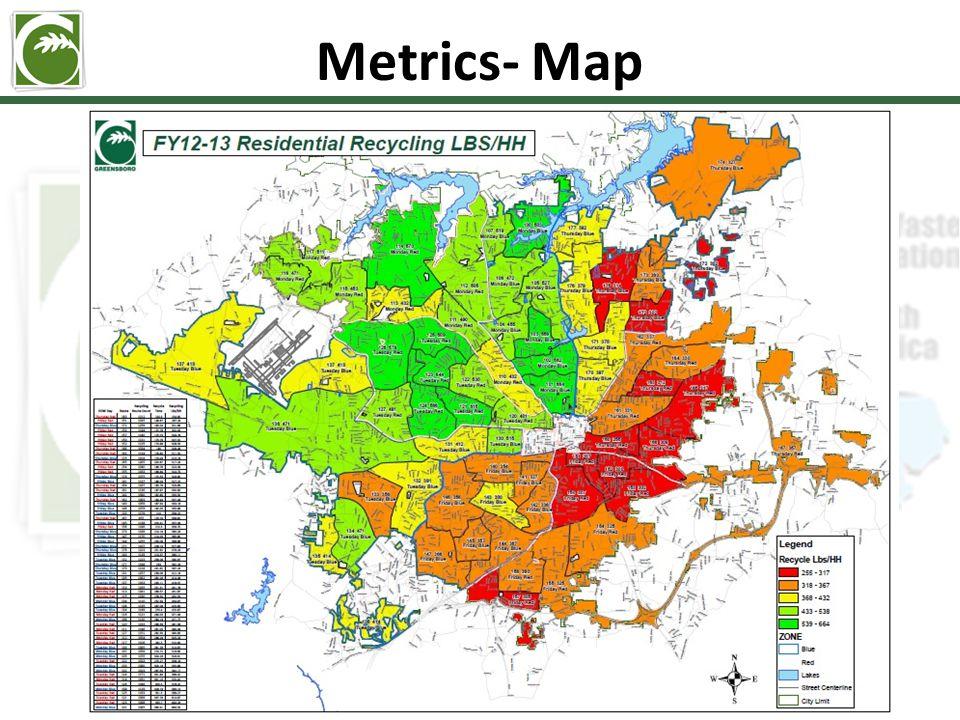 Metrics- Map