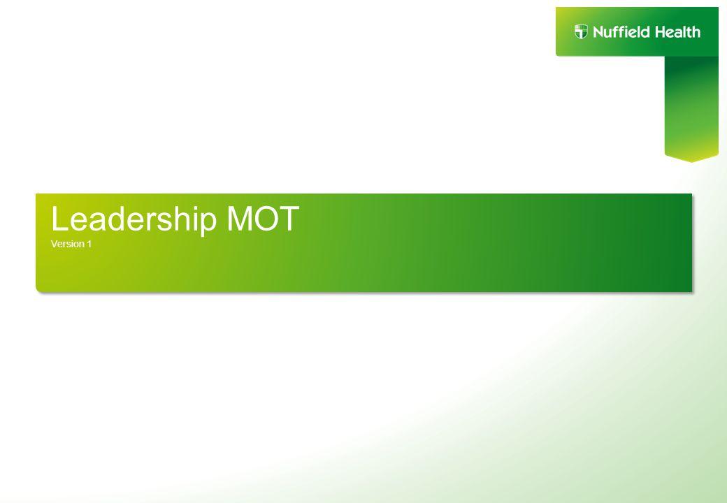 Leadership MOT Version 1