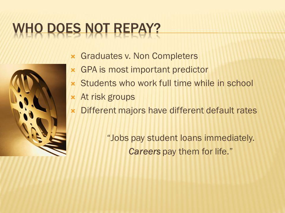  Graduates v.