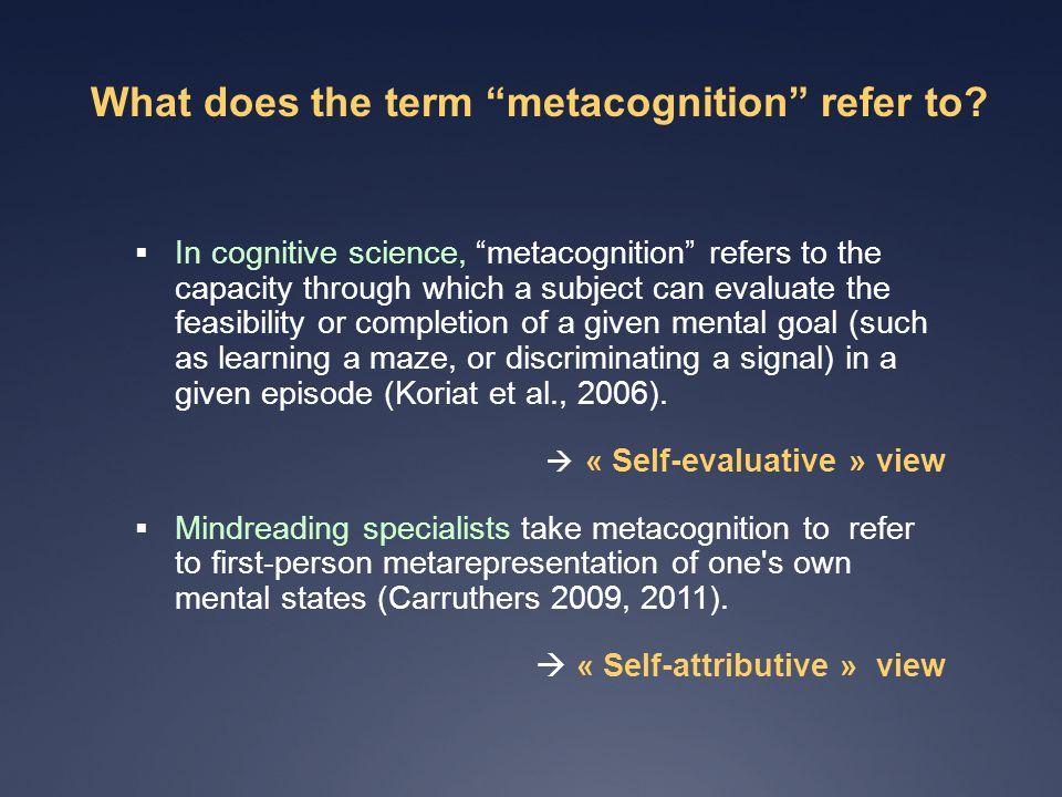 What is the informational basis of noetic feelings.