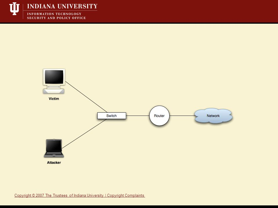 Copyright © 2007 The Trustees of Indiana University | Copyright ComplaintsTrusteesIndiana UniversityCopyright Complaints