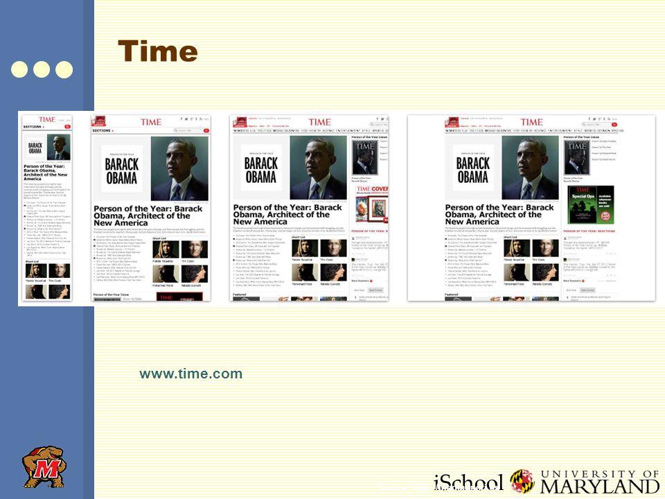 iSchool Time www.time.com Source: http://mediaqueri.es