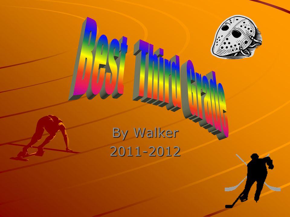 By Walker 2011-2012